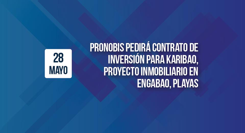pronobis contrato de inversion Bodero asociados