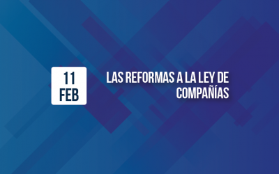 Sobre las reformas a la Ley de Compañías